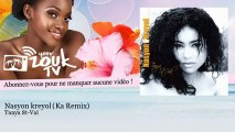 Tanya St-Val - Nasyon kreyol - Ka Remix - YourZoukTv