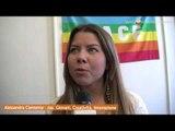 Napoli - La visita dell'Istituto Penale minorile di Airola al Comune (15.02.13)