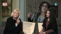 """Mylène Demongeot et Caméli Jordana présentent """"Les mauvaises têtes"""""""