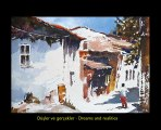 Available Paintings by Mineke Reinders / Townscapes