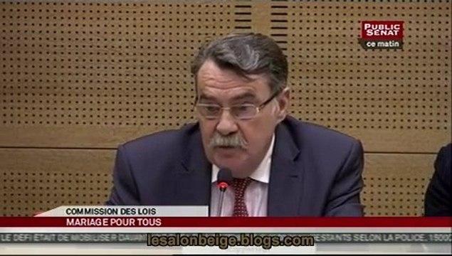 """Jean-Pierre Michel  :""""le fondement du juste, c'est le rapport de force"""""""