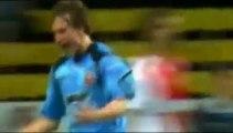 18/09/05 : Kim Källström (36') : Monaco - Rennes (0-2)
