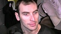 Bruins' Zdeno Chara before Boston plays Habs