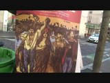 Commémoration 2013 du déclenchement de la Commune de Paris, le 18 Mars 1871