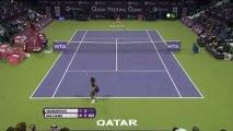 Doha: Williams trifft im Finale auf Azarenka!