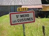 9°JOUR D'Agde à Brigneau en vélo du 3 au 18 juin 2009. Trois mois après avoir pris ma retraite je traversais toute la France à vélo, en solitaire... 9° JOURS