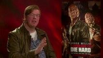 Adrian Durham meets Bruce Willis | A Good Day To Die Hard
