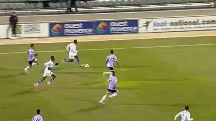 FC Istres - AJ Auxerre