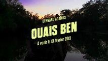 Bernard Adamus    Ouais ben    ON A BOAT