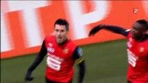 16/01/13 : Julien Féret (7') : Rennes  - Montpellier (2-0)