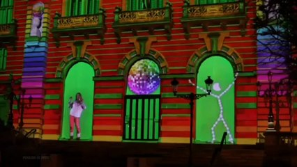 3D MAPPING VIDEO PROJECTION MONUMENTALE