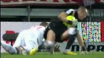 Stade Brestois 29 (SB29) - AC Ajaccio (ACA) Le résumé du match (25ème journée) - saison 2012/2013