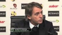 """Mancini: """"Se giochiamo così il campionato non è ancora chiuso"""""""
