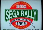 First Level - PrIm - Sega Rally Championship 1995 - Sega Saturn