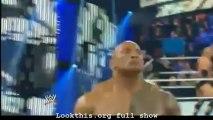 THe Rock vs CM Punk Elimination Chamber 2013