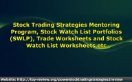 Power Stock Trading Strategies 2.0 Review - Power Stock Trading Strategies 2.0 System Download