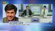 Jacques Sapir, directeur d'Etudes à l'EHESS - 18 février - BFM : Intégrale Placements