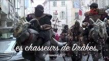 Noëls Insolites de Carpentras 2012 - Les chasseurs de drakes