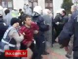 Sinop'ta BDP gerginliği - İhlas Haber Ajansı (İHA)