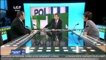 """Débat avec Chantal Jouanno dans l'émission """"Politique Matin"""" sur LCP"""