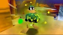 Daffy Duck dans le rôle de Duck Dodgers : prologue