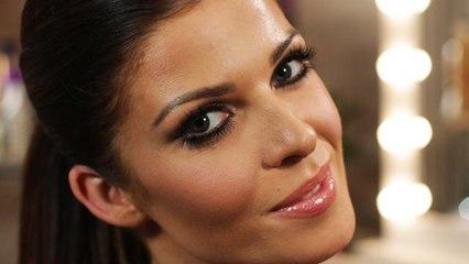 Make Me Up: Kim Kardashian Face Slimming And Contouring