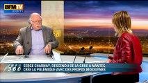 Jean-Pierre Rosenczveig revient sur les propos misogynes de Pierre Charnay - 18/02