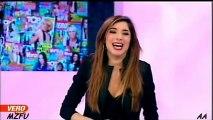 """18/02/13 Vero TV - Marghe conduce il programma Chiacchiere """"La finale di Sanremo"""""""