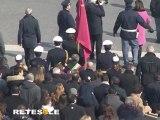 Angelus Papa Benedetto XVI dopo dimissioni Piazza San Pietro Tgroma Retesole