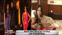 Mahie Gill promotes 'Saheb Biwi Aur Gangster Returns'