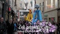 Noëls Insolites de Carpentras 2012 - Les Géants