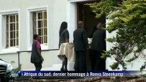 """Le frère de Reeva Steenkamp veut """"garder les souvenirs positifs"""""""