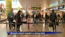 Brussels airport heist nets $50 mn in diamonds