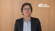 Valérie Fourneyron, ministre en charge de la Jeunesse, présente le Comité interministériel de la jeunesse