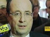 François Hollande confirme l'enlèvement des 7 Français