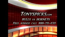 New Orleans Hornets versus Chicago Bulls Pick Prediction NBA Pro Basketball Odds Preview 2-19-2013