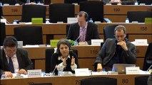 Intervention de Corinne Lepage sur modalités permettant d'atteindre l'objectif de 2020 en matière de réduction des émissions de CO2 des voitures particulières neuves