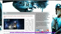 Get Free Aliens: Colonial Marines Game Crack - Xbox 360 / PS3