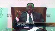 DISCOURS - Macky SALL - Senegal - partie 2