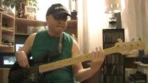 U bent mijn anker opwekking 621 gospel funk basscover Bob Roha