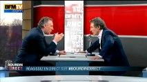 François Bayrou, invité de Bourdin Direct sur BFMTV/RMC - 190213
