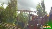 Parc Du Bocasse - Train de la Mine - Attraction à sensations fortes
