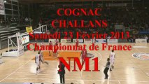 Live CCBB TV  Cognac vs Challans
