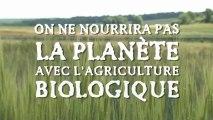 L'agriculture biologique ne nourrira pas la planète ! info ou intox ? le point de vue de Bernard Ronot agriculteur céréalier bio