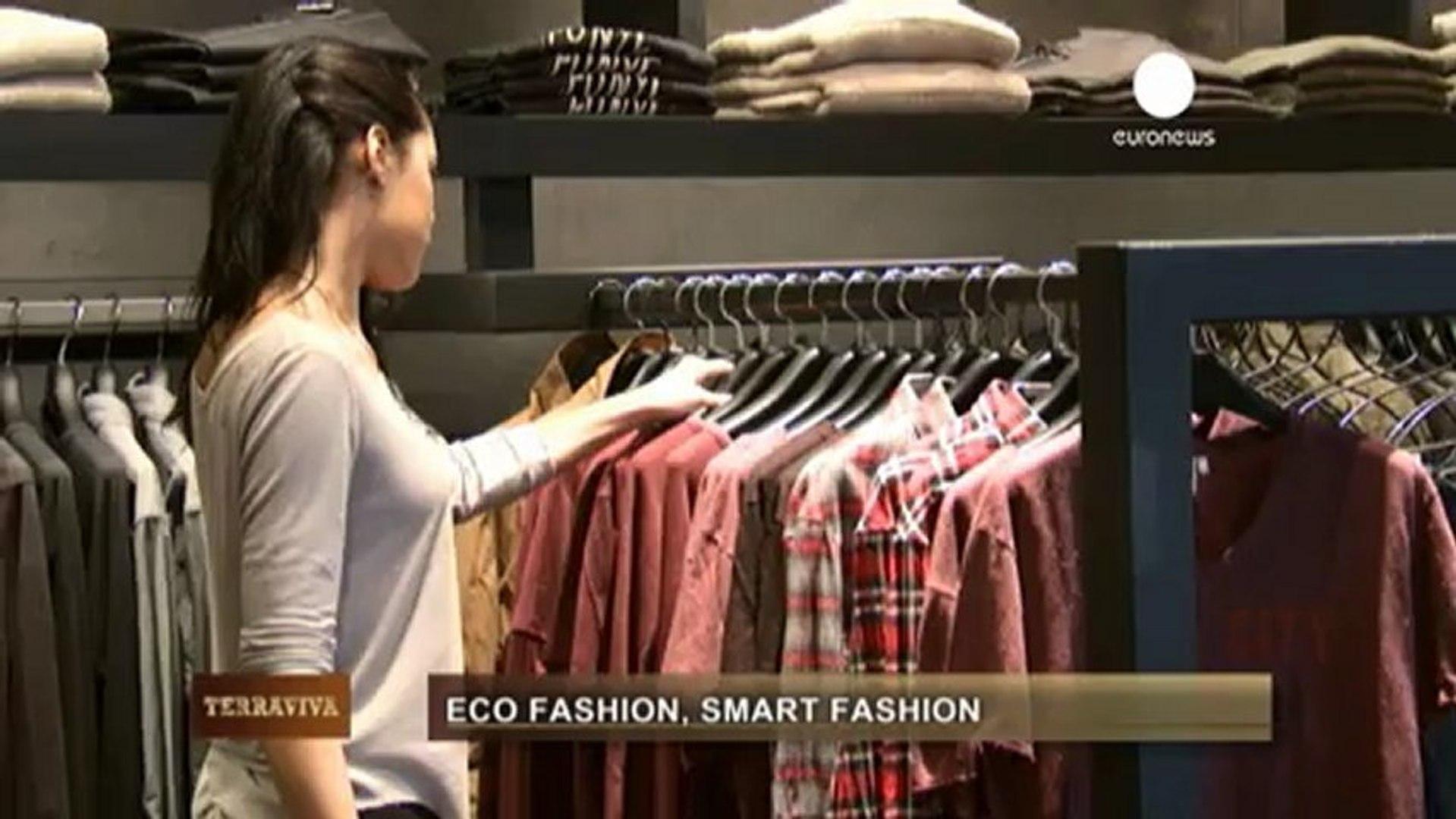 Eco fashion, smart fashion