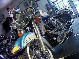 1995 Harley Davidson Heritage Softail Classic