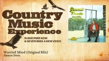 Jimmie Davis - Worried Mind - Original Mix - Country Music Experience