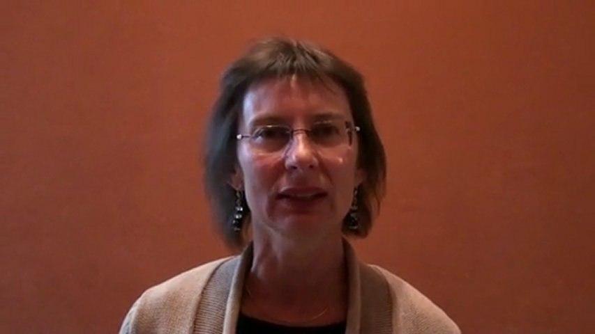 Clotilde VALTER revient sur la première journée de la session budgétaire au Conseil Général