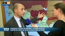 Le Quai d'Orsay ouvre les portes de son centre de crise à BFMTV - 20/02