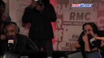 Luis Attaque / Luis Fernandez charrie le rappeur Soprano - 20/02